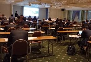静岡県事業承継ネットワーク全体会議にて講演させていただきました